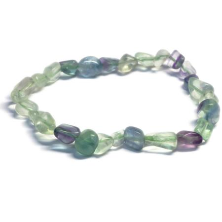 Bracelet fluorine (grains 5-7mm)