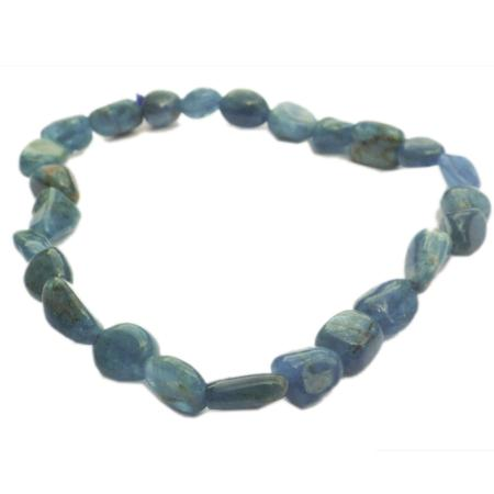 Bracelet apatite (grains 5-7mm)