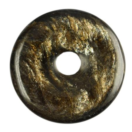 Donut ou PI Chinois muscovite (mica) - 3cm