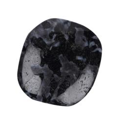 Gabbro (Merlinite mystique) - Galet