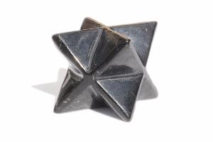 Merkaba shungite 40mm