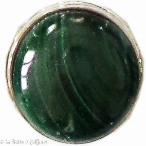 K-YOU - Cabochon malachite 18mm
