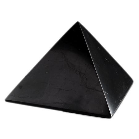 Pyramide shungite (70mm)