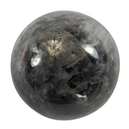 Boule granite (larvikite) - 30mm