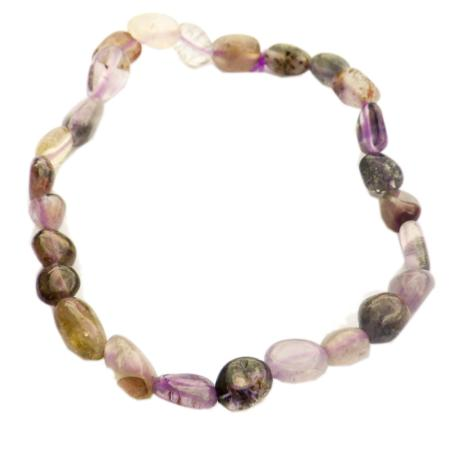 Bracelet auralite 23 (grains 5-7mm)
