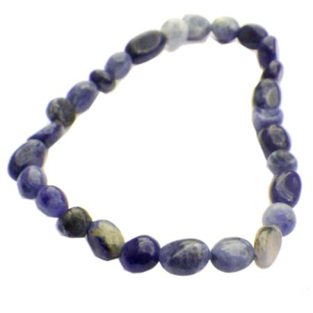 Bracelet sodalite (grains 5-7mm)