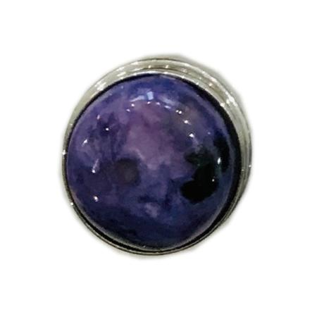 K-YOU - Cabochon charoite 18mm